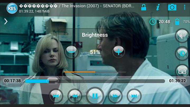 Как смотреть видео на Андроиде BSPlayer