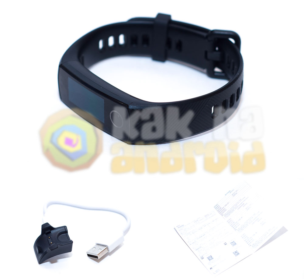 Комплектация Honor Band 5
