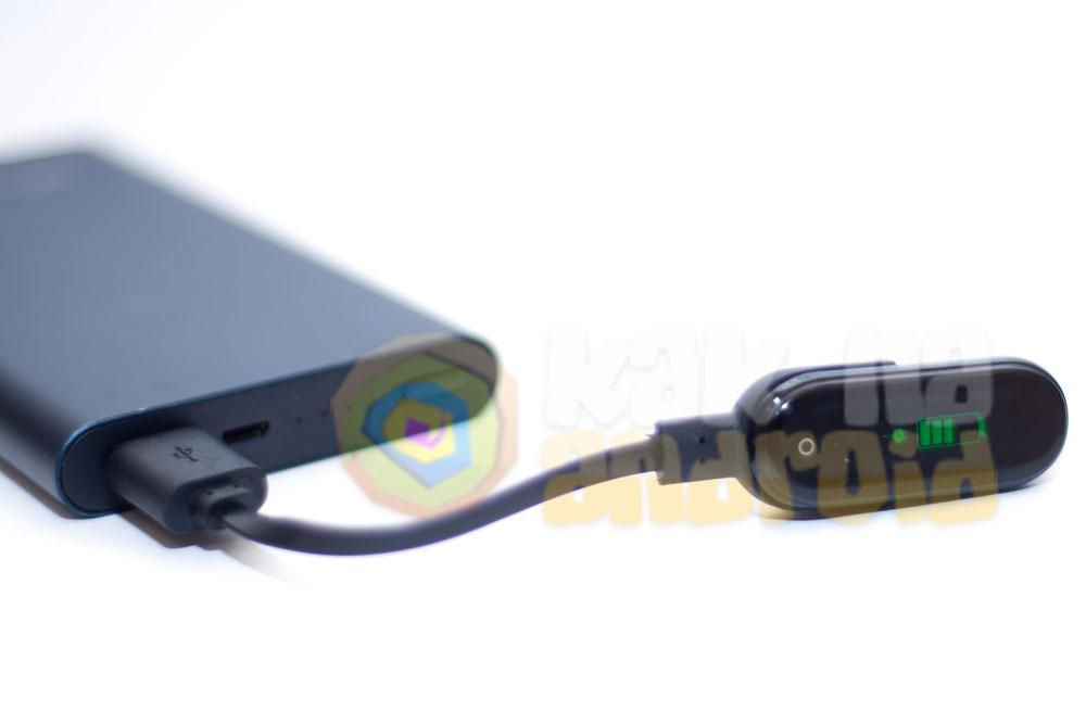 Как зарядить Smart Bracelete M4