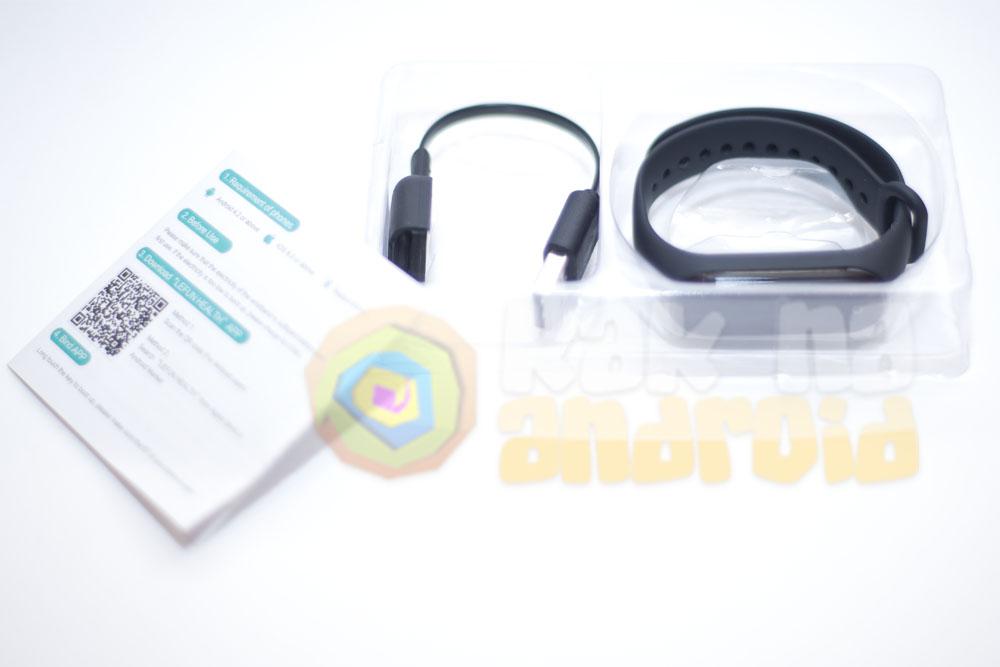 Smart Bracelet M4 - инструкция на русском - комплектация