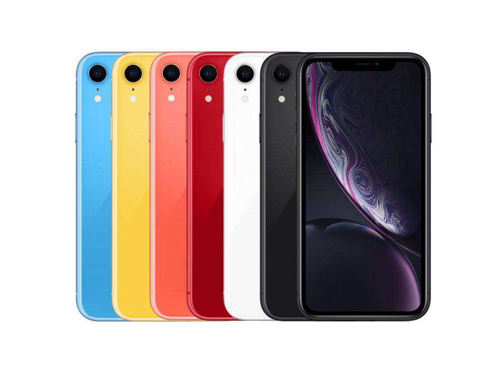 iPhone XR - самый продаваемый смартфон 2019 года
