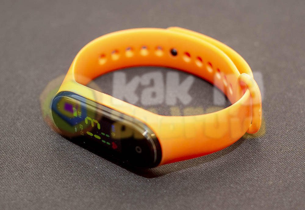 Как пользоваться Smart Bracelet M4