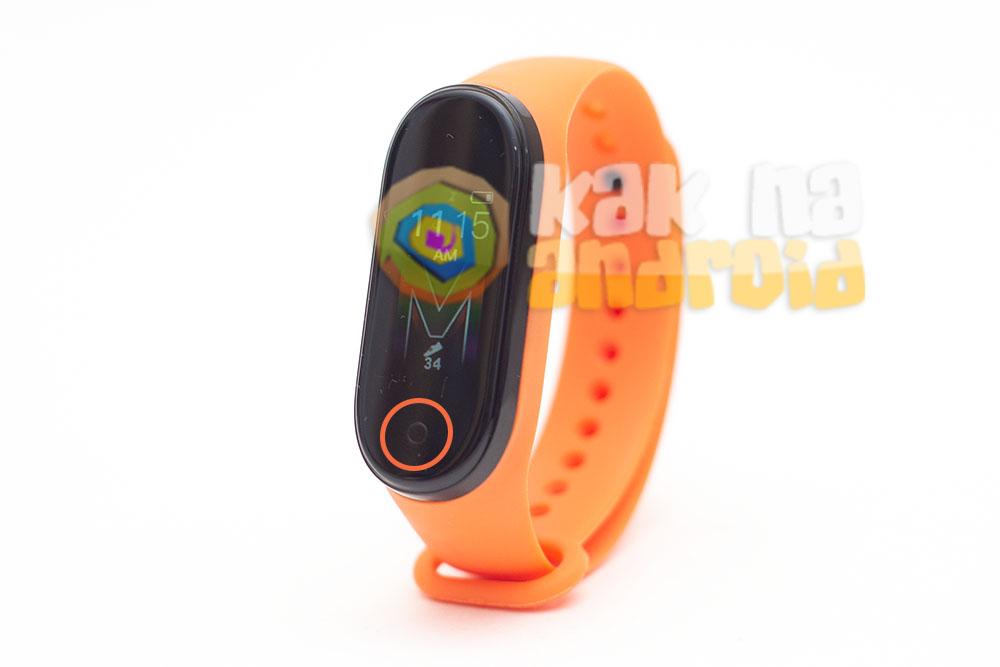 Использование Smart Bracelet M5 в качестве Bluetooth гарнитуры