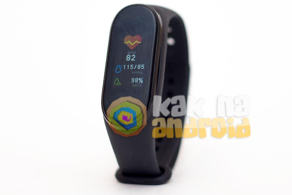 Smart Bracelet M5 - давление пульс и кислород в крови