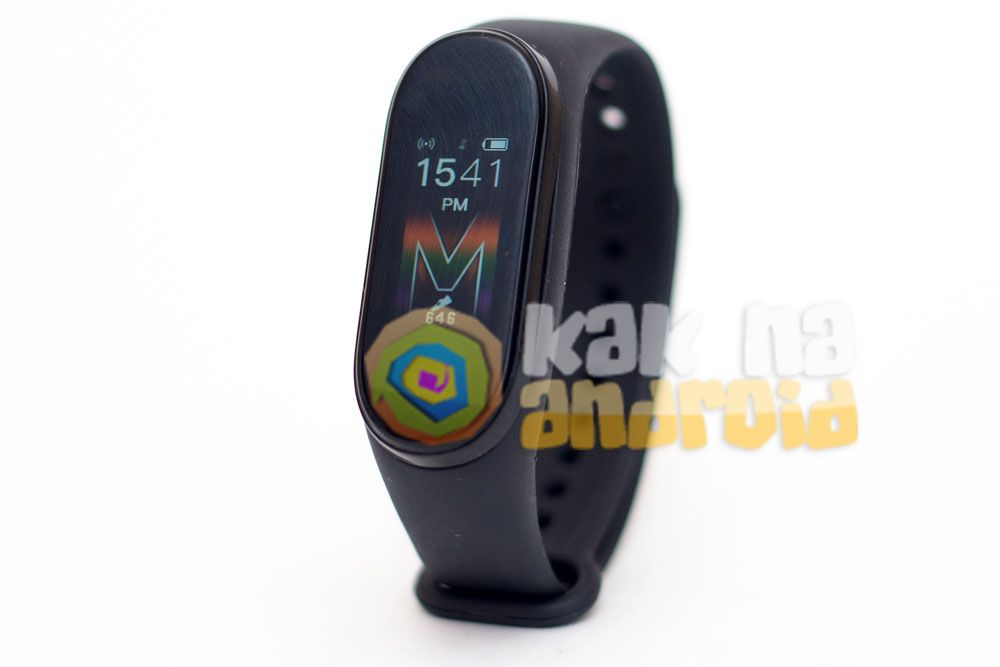 Smart Bracelet M5 - главный экран