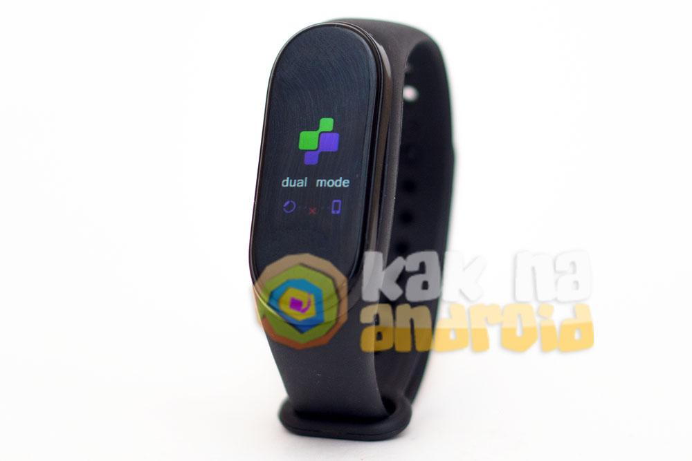 Smart Bracelet M5 - режим Dual Mode