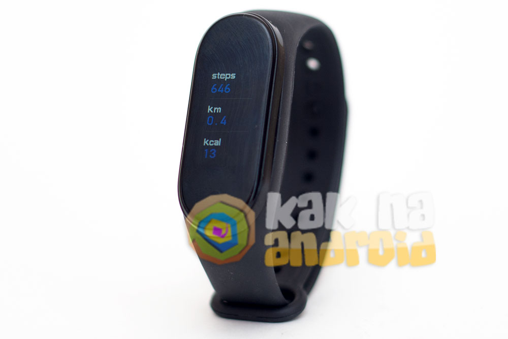Smart Bracelet M5 - шагомер