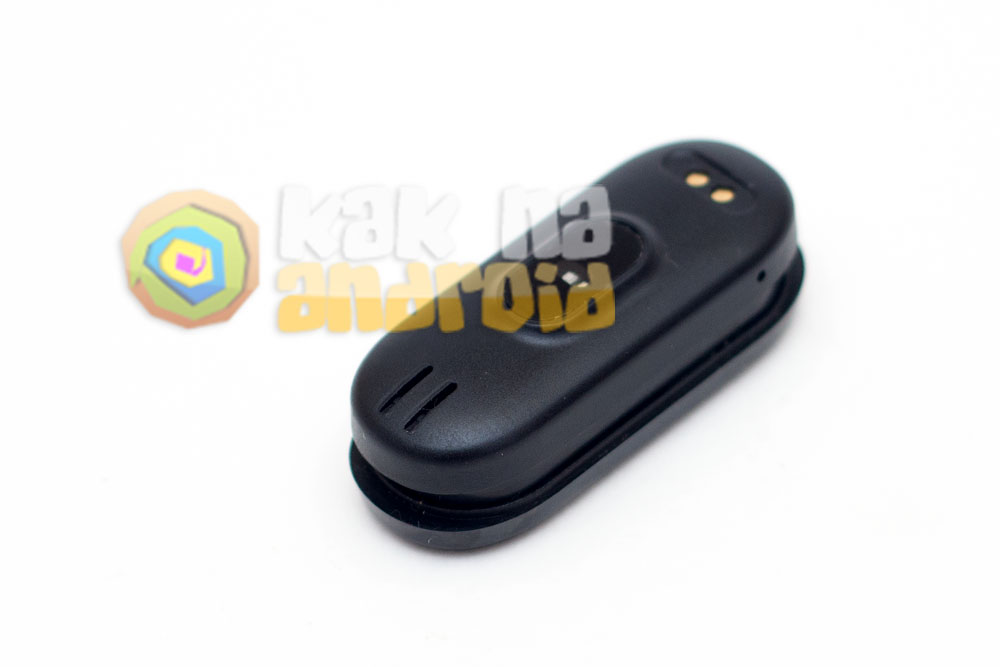 Инструкция Smart Bracelet M5 - внешний вид - задняя сторона