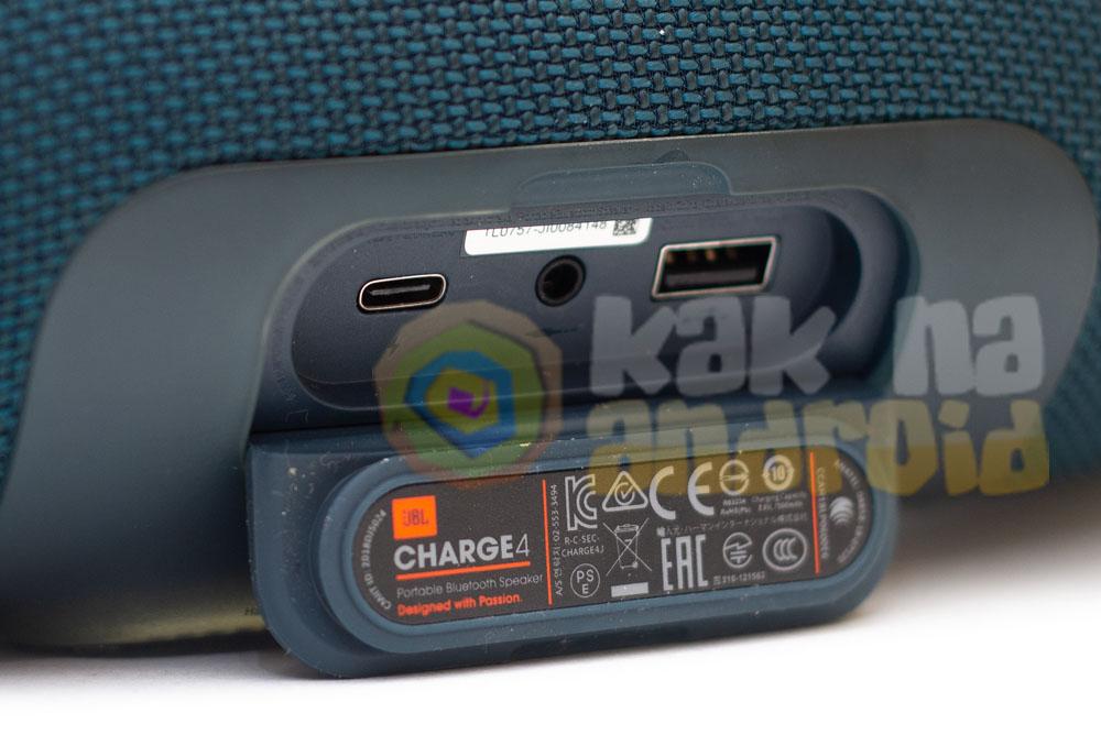 Как подключить флешку к JBL Charge 4