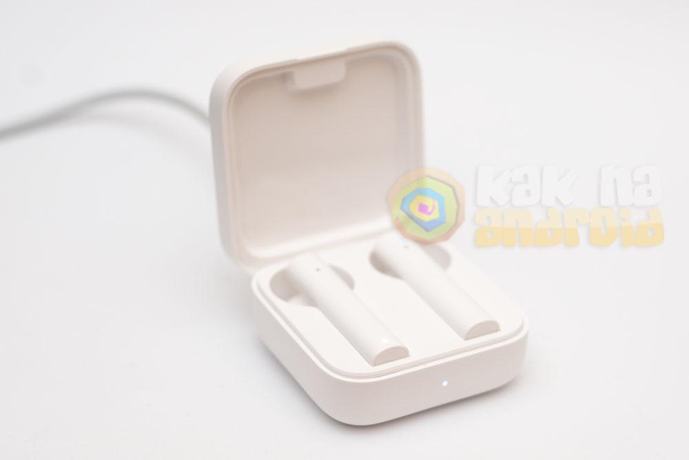 Как зарядить MI True Wireless Earphones 2 Basic