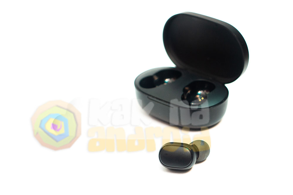 Управление наушниками Mi True Wireless Earbuds 2 и Redmi Airdots